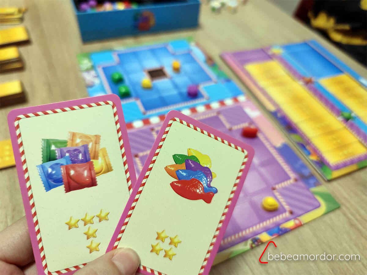 Portada juego de mesa Candy Crush Duel