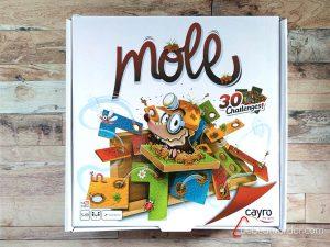 caja juego de mesa mole