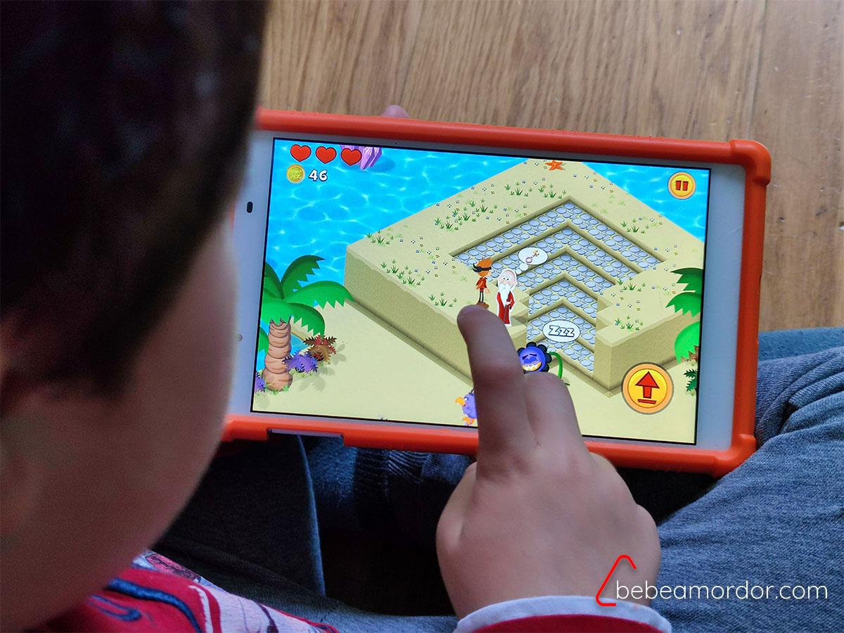 Didactoons Mathland videojuegos educativos