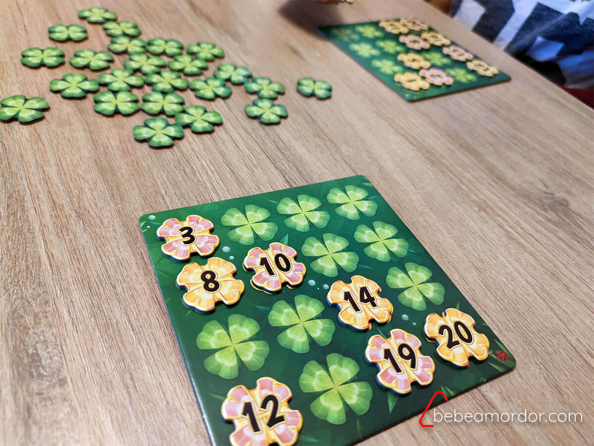 Partida Lucky Numbers