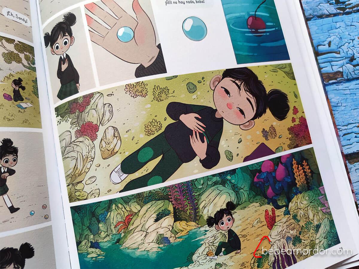 hicotea ilustracion lorena alvarez astiberri