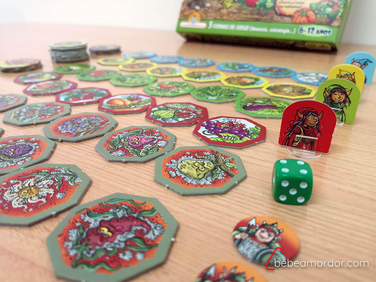 juegos de mesa ekilikua