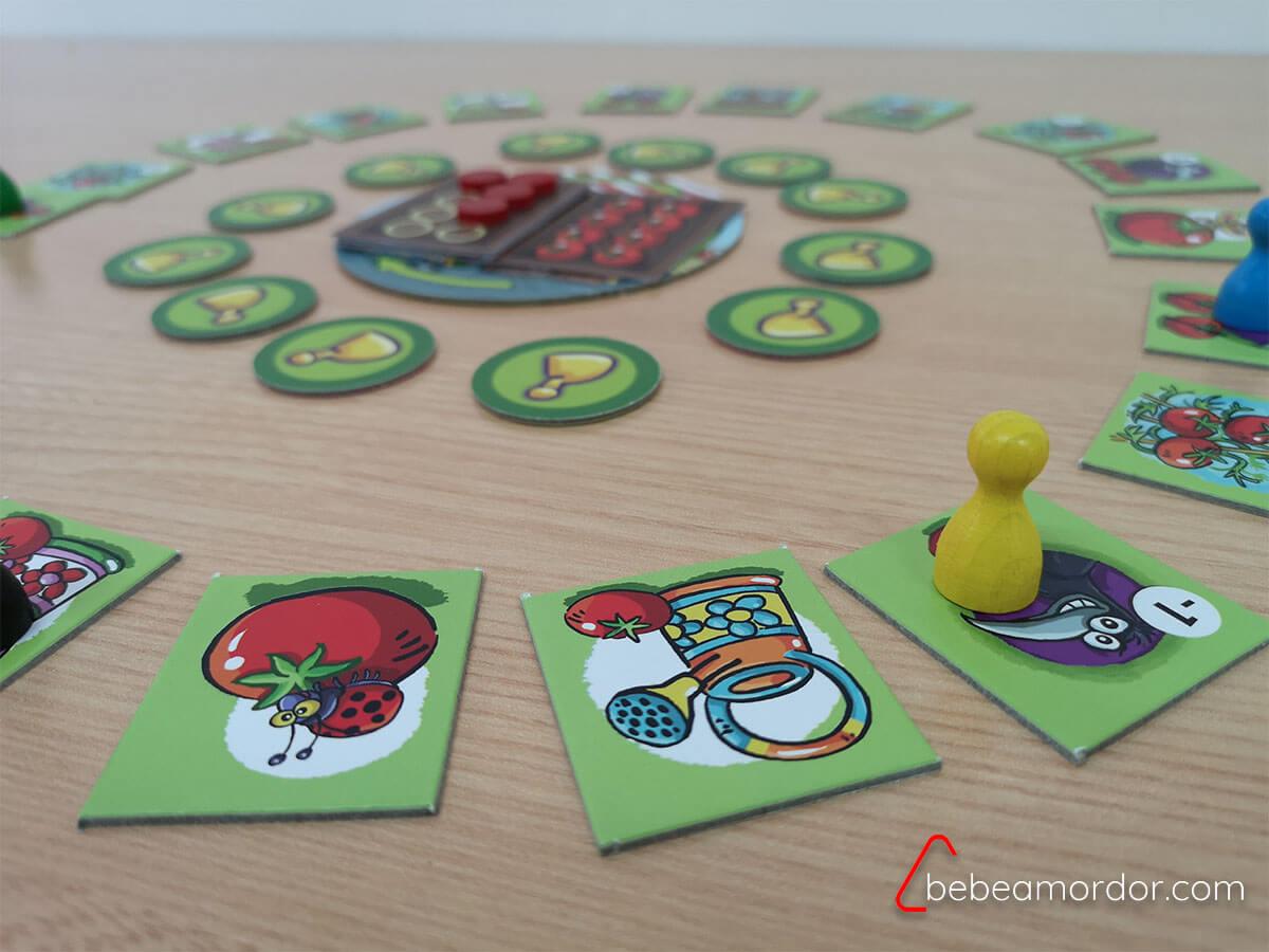 juegos de mesa medioambiente