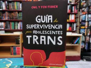 Guía transexualidad libros de temática LGTBI