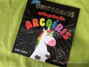portada a los unicornios arcoiris libros diversidad