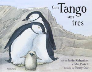 Con Tango son Tres portada familia gay