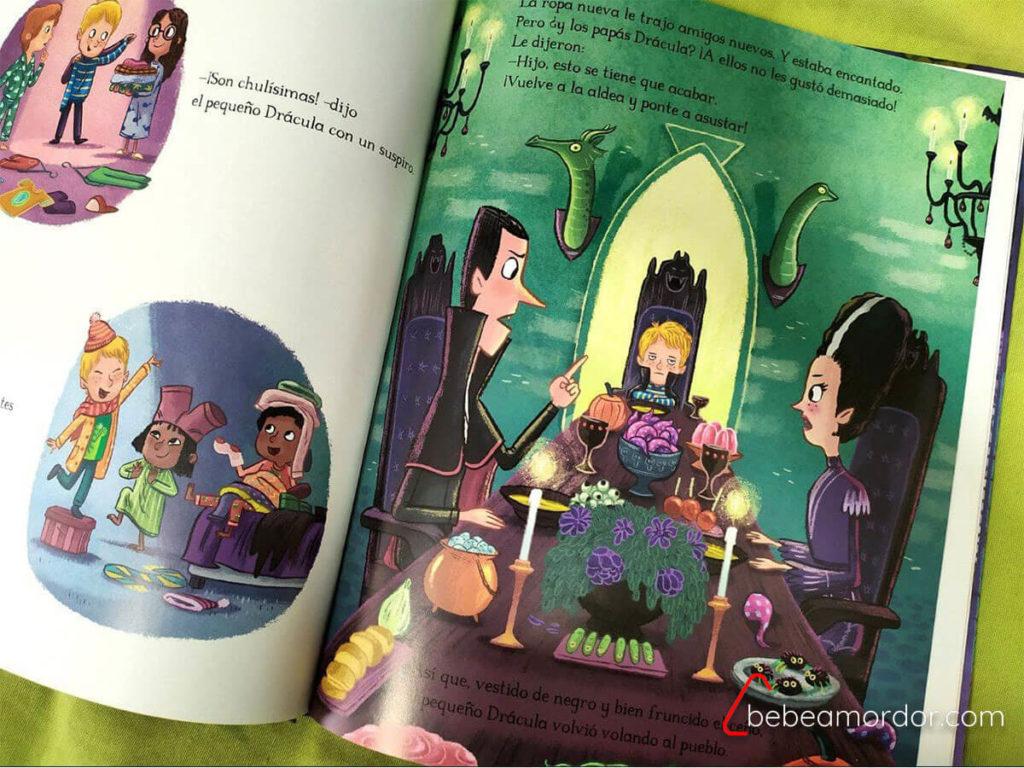El Pequeño Drácula libros temática LGTBI