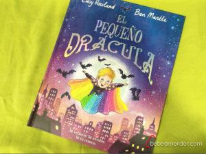 Libros de temática LGTBI Drácula arcoiris