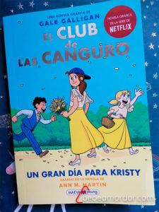 novela el clubb de las canguros