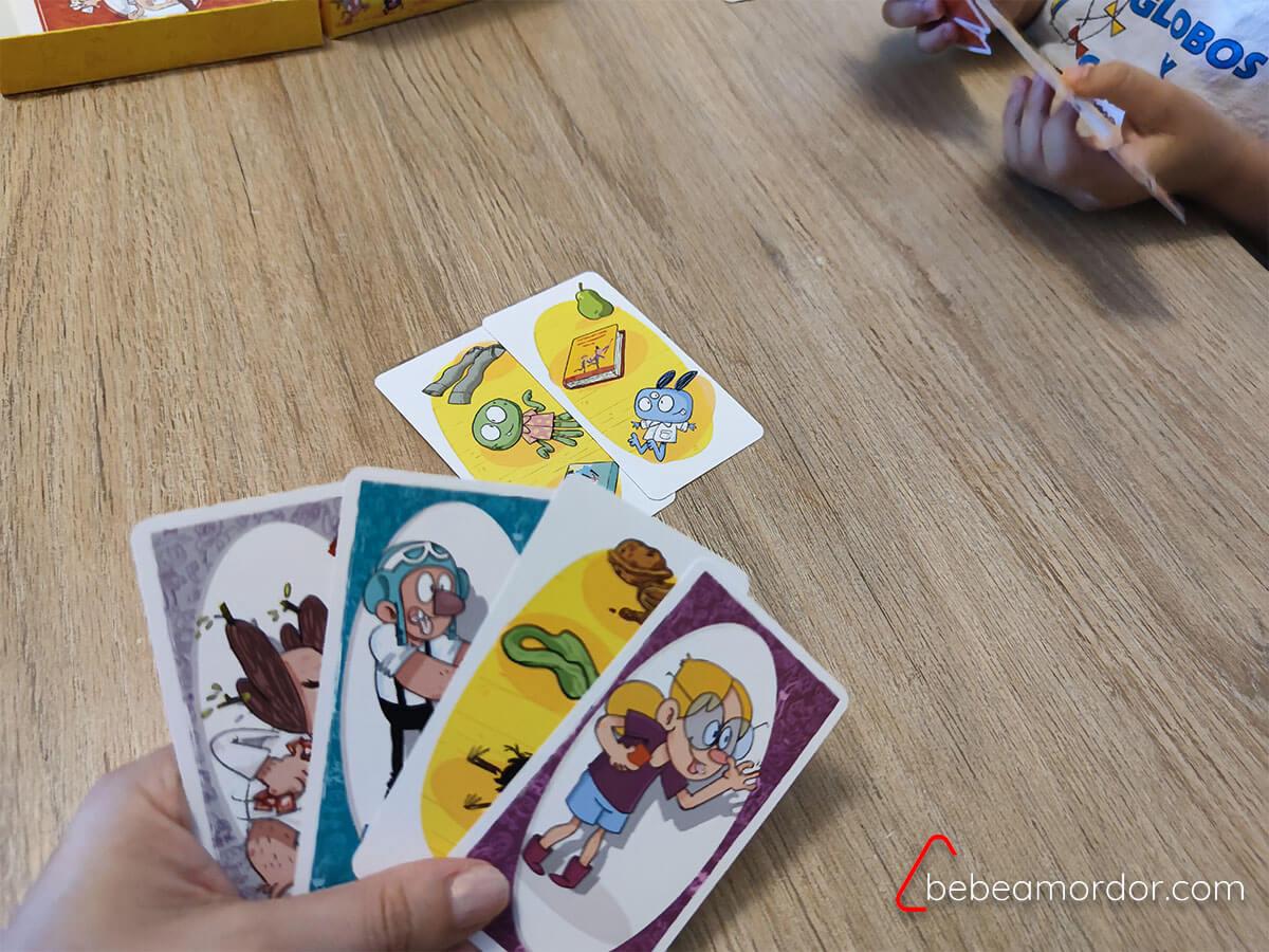 cartas especiales juego agus
