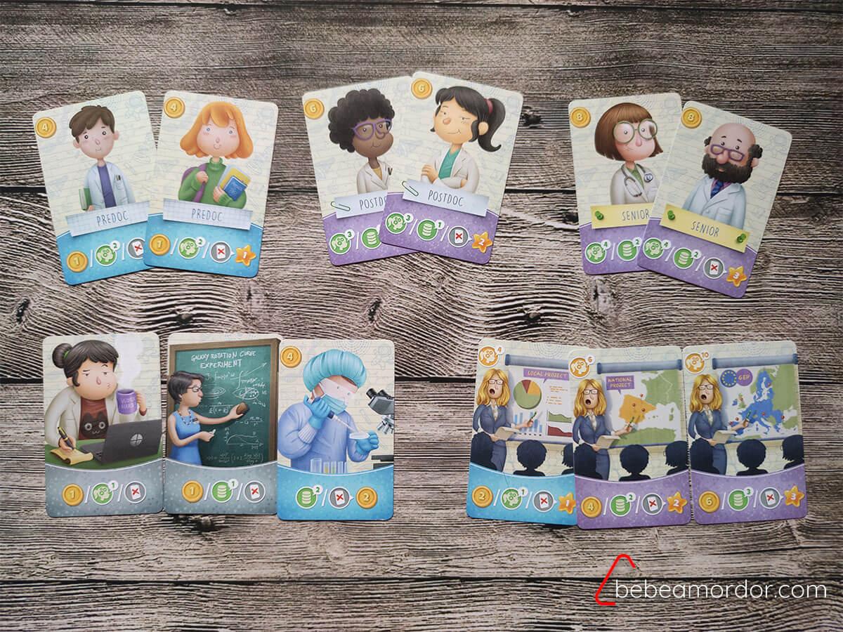 cartas de deck building