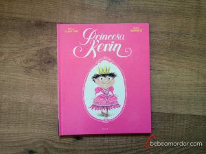 Libros de temática LGTBI Princesa Kevin