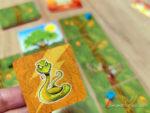 carta especial serpiente