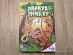 Portada juego de mesa Papaya Monkey
