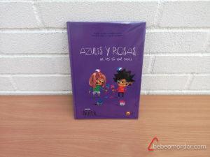 portada libro genero niños niñas
