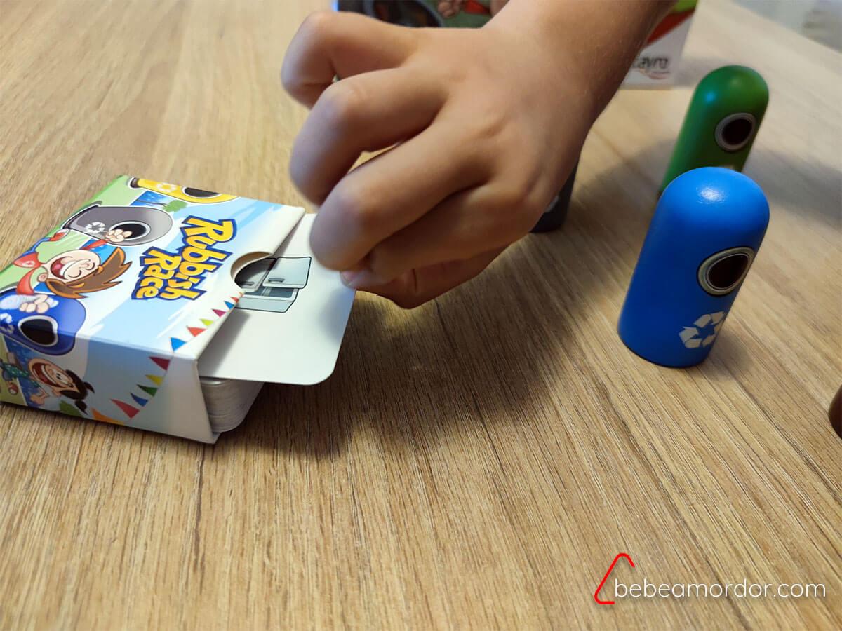sacar tarjeta