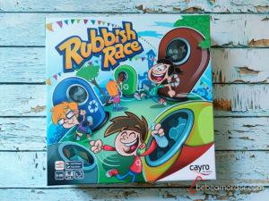 juego de mesa reciclaje Rubbish Race