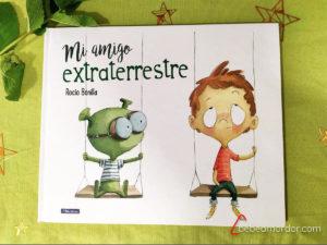 portada Mi amigo extraterrestre