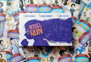 Portada Nobel Run