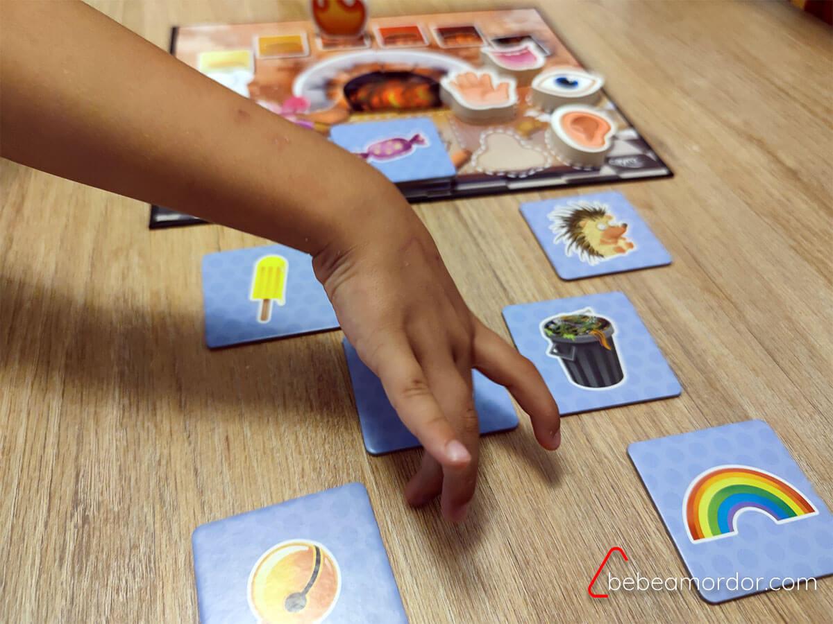 ficha pedagógica juego Burning Bakery