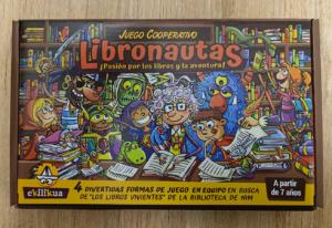 caja Ekilikua Libronautas